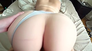 My first anal sex (& Creampie)