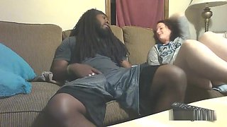 White BBW Wants A BBC Inside Of Her