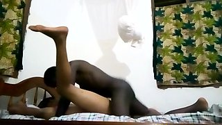 Real African Amateur Friends First Time Sex
