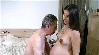 Taboo Secrets #6 (Grandpa Loves Me Pregnant)