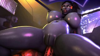 Game Girlfriends Enjoys Big Fat Dick Collection