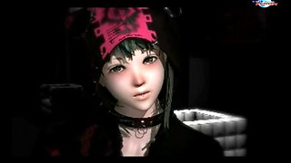 3d animation (demoniac)