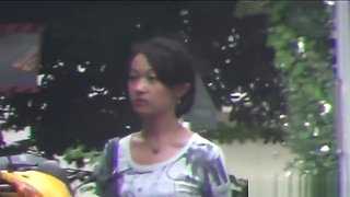 Japanese Skanks Pissing