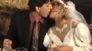 Bride group fuck  vintage