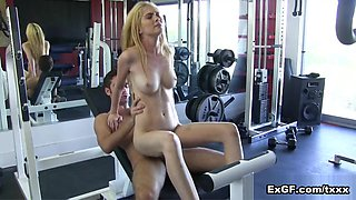 Tiffany F. in Sexual Introductions - EXGF