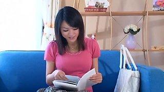 Fabulous Japanese girl in Amazing Casting, Fingering JAV video