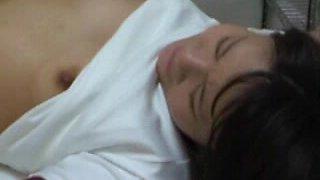 Troubled Schoolgirl screwed by her masseur three