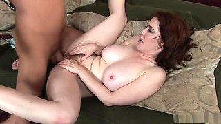 Incredible pornstar Mae Victoria in amazing swallow, hairy porn clip