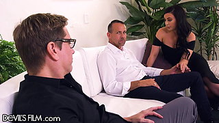 Cuckold Husband Watches His BFF Fuck His Wife