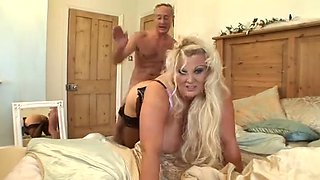 British mother I'd like to fuck Kirstyn Halborg receives drilled by Ben Dover
