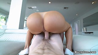Cleaning Up The House And The Hard Cock - BangBros
