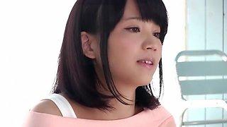 Marika Miku in E Cup 81cm Perfect Girl AV Debut part 1