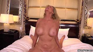 Hot Mom POV Style Mrs Faye