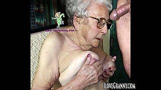 ILoveGrannY Collecting Homemade Porn Collection