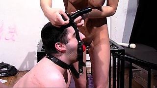 Arab mistress and sister cuckold arab slave