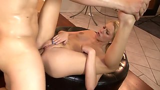 Exotic pornstars Roxanne Rae, Mae Olsen and Vanessa Cage in fabulous anal, tattoos adult scene