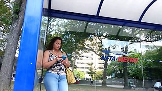 Milf Mami Busstop Booty