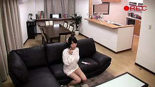 Haruka Koide in Observed Married Woman part 5