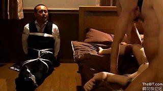 Japanese Mom Rough Gangbang Sex Video