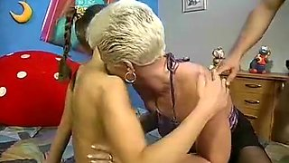 Crazy Homemade movie with Anal, Young/Old scenes