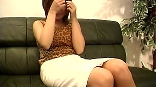 Amazing Japanese chick in Hottest JAV uncensored Dildos/Toys clip