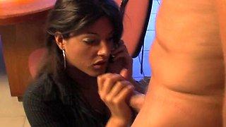 Natalia zeta hot secretary