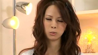 Horny Japanese slut Ema Kisaki in Crazy Dildos/Toys, Masturbation/Onanii JAV movie