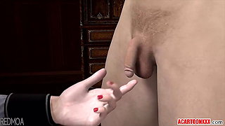 Big ass 3D heroes drilled in the pussy compilation