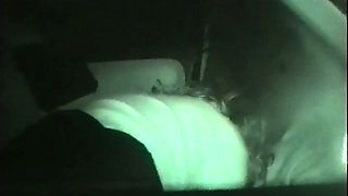 Public Car Sex Caught By Infrared Camera