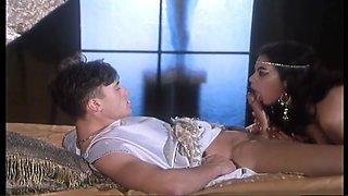 Ursula Moore, Roberto Malone And Olivia Del Rio In Antonio E Cleopatra (higher Quality)