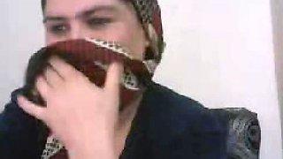 Turkısh  horny Hijap APOLET
