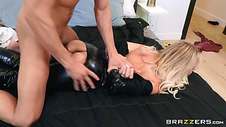 Brandi Love & Xander Corvus in Brandi Loves Latex - BRAZZERS