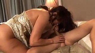 Hot Brunette Cougar Magdalene St Michaels