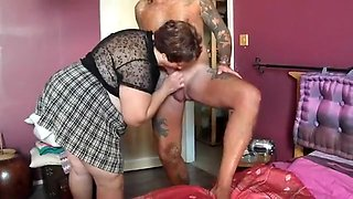 Best Homemade movie with Grannies, BBW scenes