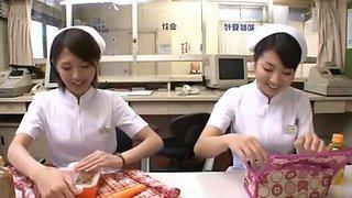 Hottest Japanese slut Kana Oohori, Yuki Natsume, Nana Usami in Incredible Lesbian, Fetish JAV video