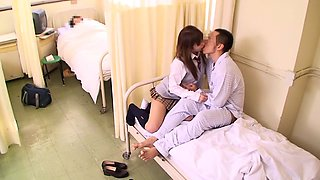 Fabulous Japanese model Amateur in Incredible medical, upskirts JAV clip