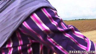Muslim girl massage The Booty Drop point 23km outside base