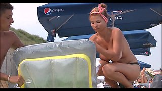 good french woman at the beach_720p