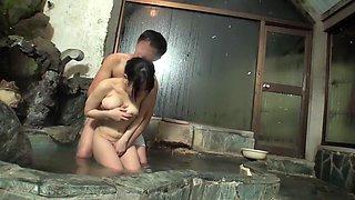Amazing Japanese girl Akane Yoshinaga, Riko Honda, Minami Ayase in Incredible cougar, couple JAV scene