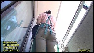 maid abused japanese