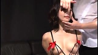 Beautiful Asian babes unleash their bondage fetish fantasies