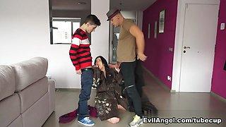 Montse Swinger & Jordi El Nino Polla & Nacho Vidal in Nacho's Fucking Amateurs #04: MILFs Video