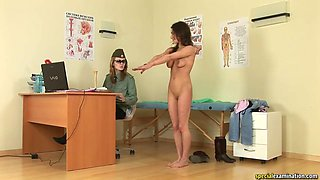 Special Examination Alexa 21 Big Melons Gyno Well-rounded Nude Complete Exam Embarrassed Enf Cfnf Forced Nudity Humiliation Harassment Abuse Amateur Porn Making Out Girl Shame With Big Breasts