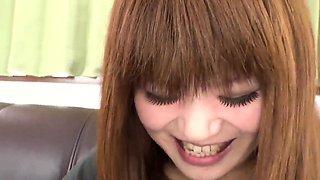 Full Japanese anal for insolent doll, Ibuki Akitsu
