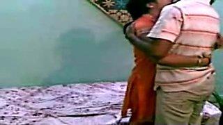 Bachelor boy affair with neighbour aunty