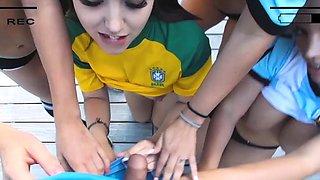 World Cup Prediction Brazil vs Argentina Final Showdown