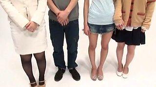 Fabulous Japanese slut in Crazy Fingering, Cunnilingus JAV movie