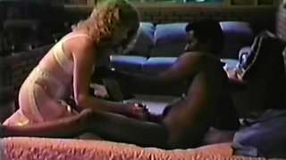 Old cuckold homemade sextape about a wife fucking a black guy