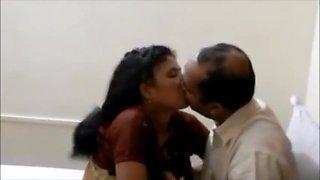 Indian Wife Fucks Husband's BOSS Part 1