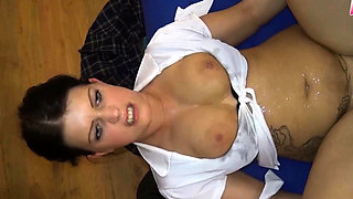 First time gangbang for german girl next door homemade